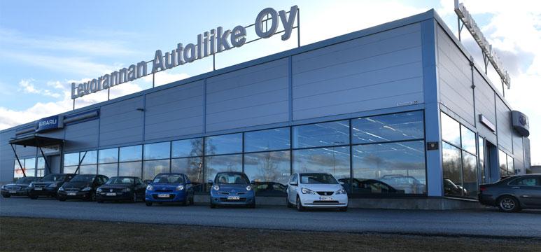 Levorannan Autoliike - Tampere